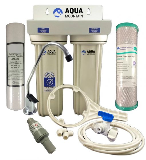 Buy Under sink water filter for town water