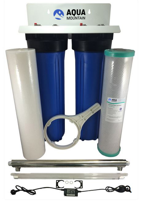 Whole House Water Filter System For Tank Water Aquamountain