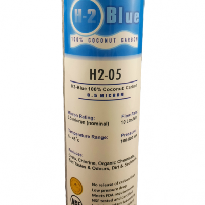 carbon replacement water filter cartridge