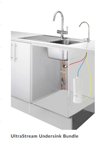 Alkaway Ultrastream Undersink Bundle